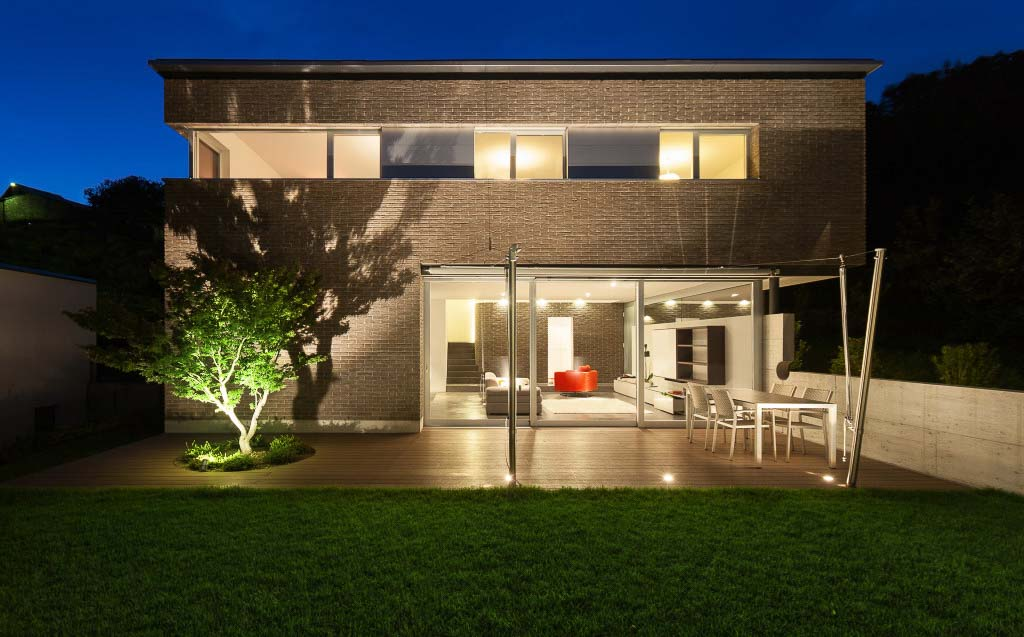 Landscape lighting ideas baltimore Exterior accent lighting for home