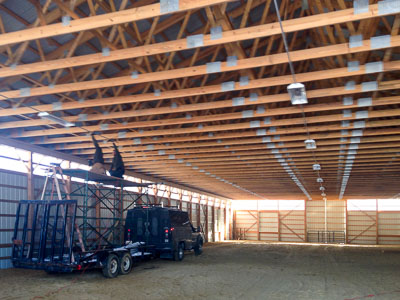 Barn Electrical Wiring New Windsor Maryland
