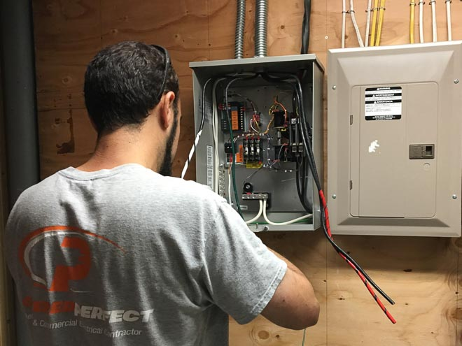 residential electrical services in MD, VA, and DC