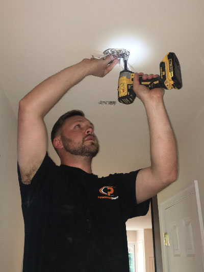 home electrical rewiring in Frederick, MD