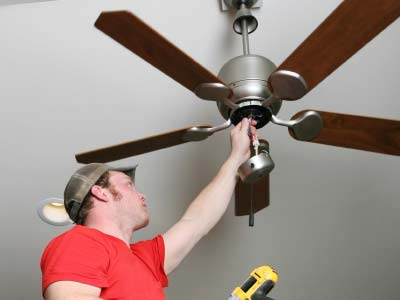Image result for fan installation